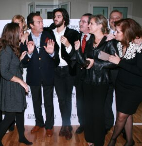 Inauguración del Estudio de Danza y Música Victoria Artillo.