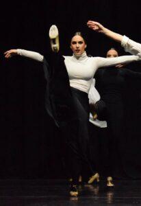 Marina Torres. Danza estilizada.