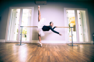 Ballet adulto en Málaga