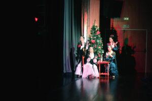 Gala de Navidad en Victoria Artillo