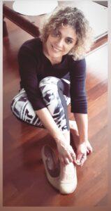 Mª Carmen Ribera, alumna del Estudio