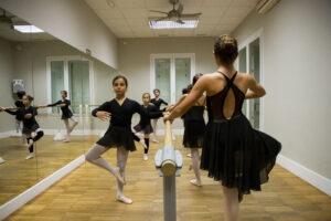 Victoria Artillo academia de Danza en Málaga