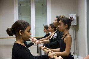 La danza tiene muchos beneficios par la Salud Mental (foto de archivo)