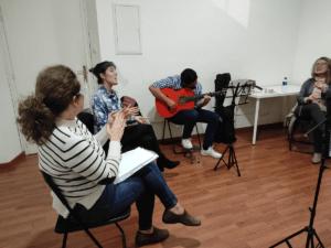 Clases de canto en Málaga 2